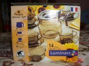 Продам новый набор посуды «Luminarc»